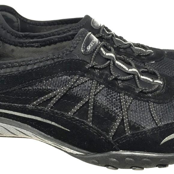 Skechers Women Rubber Shoes Size 7 Slip